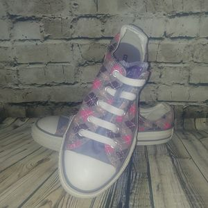 Girls Converse All Star Sneaker Size 2
